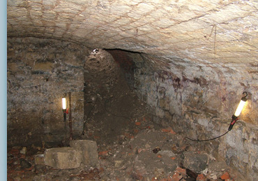 Cellar under the Small Drawing Room