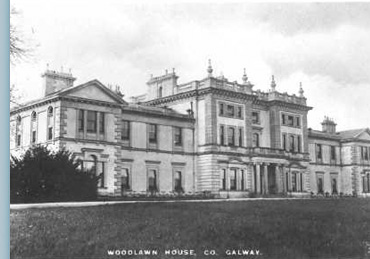 Woodlawn House in Ireland